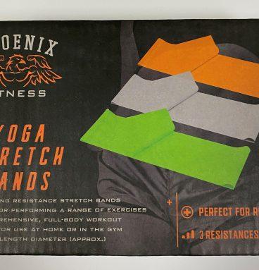 Phoenix Fitness - Yoga Stretch Bands