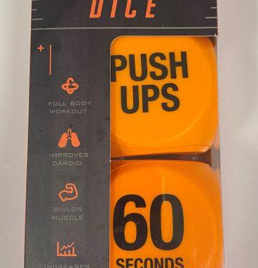 Phoenix Fitness Exercise Dice
