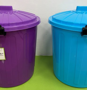50Ltr Bin with Clip Lid
